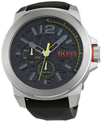 70ed8f24ff7c Reloj Hugo Boss Orange New York Original -   2