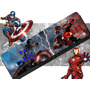 Homen de Ferro vs Capitão América n.4