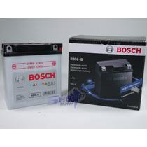 Bateria De Moto Bosch P/ Traxx Star 50 Ano 2004 A 2013 Bb5l
