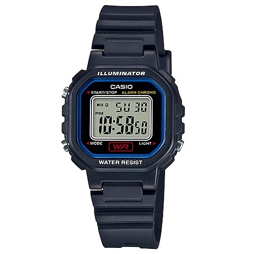 d8ce921b5218 Reloj Dama Casio La20 Negro - Diseño Clásico - Cfmx -   549.00 en Mercado  Libre