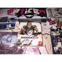 Madden 12 Ps3 . Venta O Cambio ;)