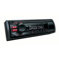 Radio Reproductor Sony Dsx A35u Para Mp3, (no Lee Cd´s)