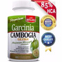 Pure Garcinia Cambogia Ultra 85% Hca 1500 Mg, Made In Usa