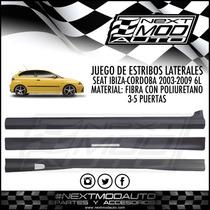 Estribos Laterales Seat Ibiza Cordoba 2003-2006