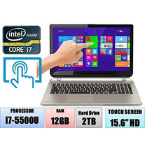Toshiba Intel Core I7+ 2tb +12 Ram + 15.6 Led Touchscreen