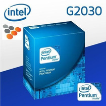Procesador Intel G2030 Dualcore 3m Cache, 3.00 Ghz Lga 1155