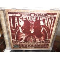 Wisin Y Yandel La Revolucion Live Vol.1 Cd Sellado