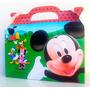 Cajita Bolsita La Casa De Mickey Mouse Souvenirs Pack X30