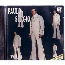 Cd Paulo Sergio - Vol 7 (usado/otimo)
