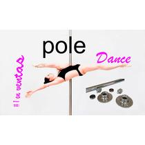 Tubo Para Pole Dance Giratorio (también Fijo)