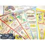 Lote De 6 Banderínes Originales 1953-1970 Carteros Venezuela