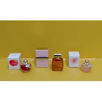 Kit De Miniaturas Nina Feminino, Produto Original + Brinde!
