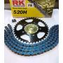 Kit Transmision Beta Chrono 250 Con Rk Japon Azul El Rutero