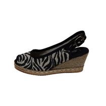 Sandalias De Mujer Con Taco Chino (308)