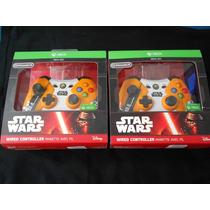 Control Xbox 360 Pc Edición Limitada Bb8 Star Wars Cable 3mt