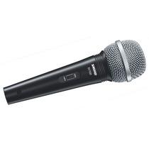 Microfono Dinamico Shure Sv100 + Cable Funda Garantia 2 Años
