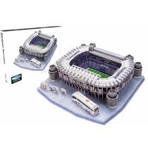 Rompecabezas Maqueta 3d Estadio Real Madrid Bernabeu Nanost
