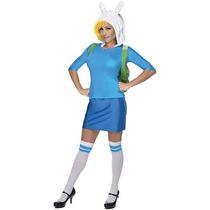 Adventure Time Para Mujer Fionna Disfraces De Halloween - Ta