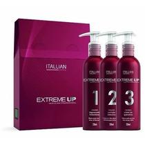 Itallian Hair Tech Extreme-up Kit Hair Clinic - Pos Quimica