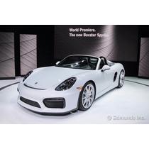 Nuevo Porsche 718 Boxster, ¡te Lo Ofertamos!