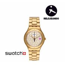Swatch Irony Modelo Ygg405g- Tienda Relojeando
