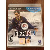 Fifa14 Ps3 Original, Super Impecable, Como Nuevo.