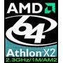 $245 Amd Athlon 64x2 2.30ghz/1mb/socket-am2 Procesador 4400+