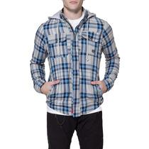 Camisaco Ls2 St. Morris Rojo Oficial Talles Xs S M L Xl Xxl