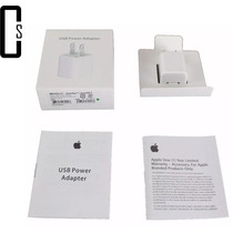 Cargador Pared Apple Ipod Iphone 5 6 6 Plus Original