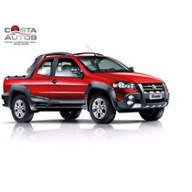 Fiat Strada Adventure Doble Cabina Extra Full 1.6 Cc 16v