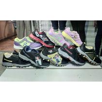 Zapatos Modelos Deportivos Reebok, Skechers, Pumas Y Top