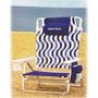 Cadeira Praia Nautica Essex C/ Bolsa E Porta Copo