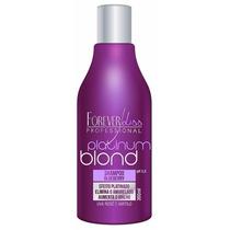 Shampoo Matizador Platinum Blond Forever Liss