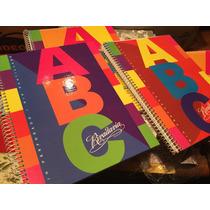 Cuaderno Universitario Abc Rivadavia Rayado 60 Hojas