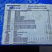 Kit De Reparo De Ajuste E Vedação P / Fs-4005 Eaton 3002493