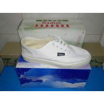 Zapato Blanco Marca Acuario Del 37 Al 43