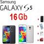 Samsung Galaxy S5 G900a 4g Lte Android 4.4 Libre Nuevo +4..!