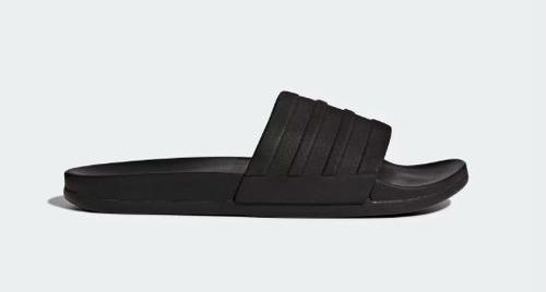 check out 9cfe3 9c1b3 sandalias adidas hombre adilette cloudfoam plus mono slides