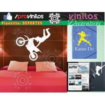 Vinilos Decorativos Con Tematica De Deportes