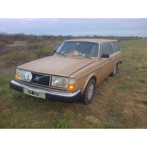 Volvo Gl 240 Rural-familiar 1979