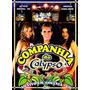 Dvd Companhia Do Calypso Em Goiânia Vol 2 - Original Lacrado