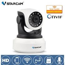 Camara Ip Hd 1mp Wifi Videovigilancia Casa Negocio Vstarcam