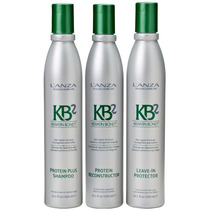 Set De Reparación Cabello Maltratado Kb2 Hair Repair 300ml