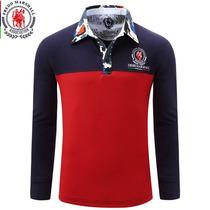 Camisa Masculina Polo Grife Fredd Marshall Direto Europa