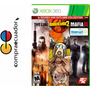 The Line + Borderlands 2 + Mafia 2, 3 En 1 Xbox360 Spec Ops<br><strong class='ch-price reputation-tooltip-price'>US$ 39<sup>99</sup></strong>