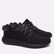 Novo Adidas Yeezy Boost Creme Kanye West Creme Black 350