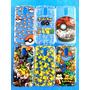 Capinha Capa Moto G4 G4 Plus Pokemon Go Case Silicone Clear