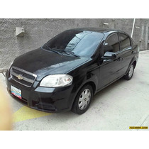 Chevrolet Aveo Base - Sincronico