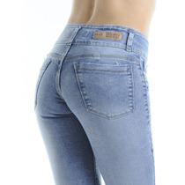 Jean Clasico Nevado Suave Alpha Y Omega Jeans