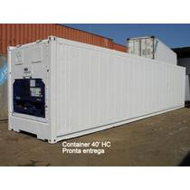Container Containers Câmara Fria Frigorifica